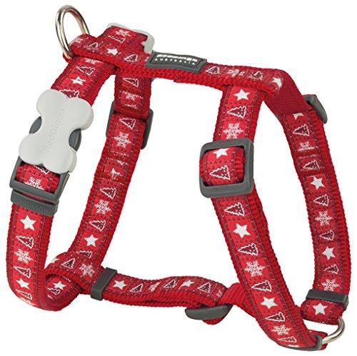 red-dingo-hundegeschirr-verstellbar-motiv-santa-grosse-s