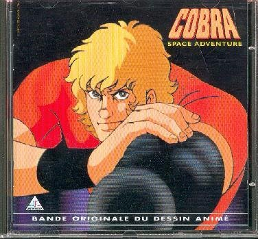 COBRA LA B.O EN CD DE VOTRE ANIME DES ANNEES 70' 80'
