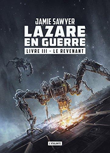 Le Revenant: Lazare en guerre, T3