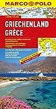 MARCO POLO Länderkarte Griechenland 1:800.000 (MARCO POLO Länderkarten)