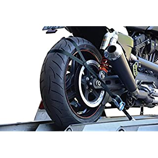 allsafe Transport System for Motorcycles, Rear Wheels Ergänzungskit