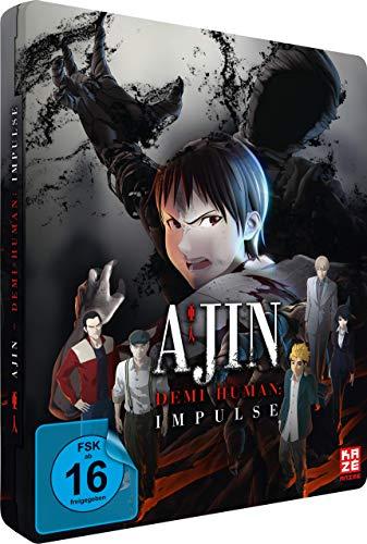 Ajin: Impulse - Teil 1 der Movie-Trilogie (Steelcase) - Limited Special Edition [Blu-ray]