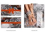 10er Pack Multicolor Gutschein HANDS & FEET Werbung Werbemittel Hand & Fuß