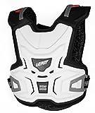 Leatt Adventure Body Vest JR. Protektorenweste, Farbe weiss, Größe L/XL