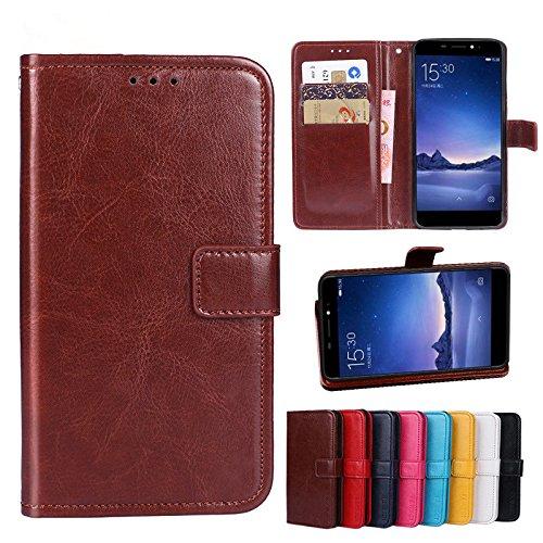 Funda® Flip Brieftasche Hülle für Oukitel K8000(Muster 8)
