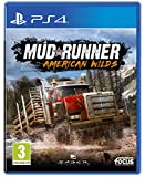 Spintires: MudRunner - American Wilds Edition (PS4) (New)