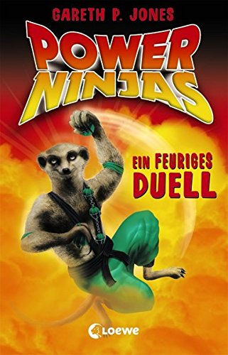 Power Ninjas - Ein feuriges Duell: Band 7