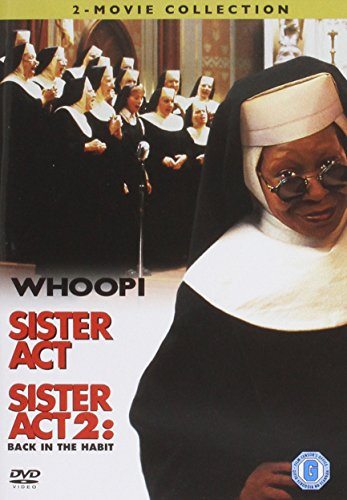 Sister Act 1&2 Duopack Irish [UK Import] - Sister 2 Act