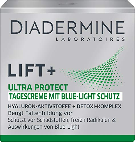 Diadermine Tagespflege Ultra Protect Tagescreme mit Blue-Light Schutz, 1er Pack (1 x 50 ml)