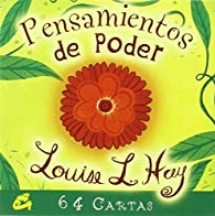 Pensamientos de poder par Louise L. Hay