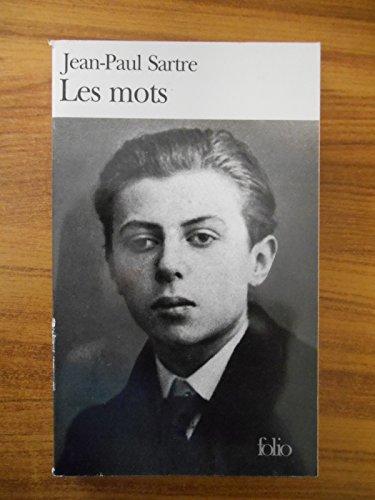 Les mots / Sartre Jean-Paul / Réf44310 par Sartre Jean-Paul