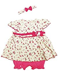 Bnwt Size 18 Months Baby Dress And Leggings Outfits & Sets Girls' Clothing (newborn-5t)