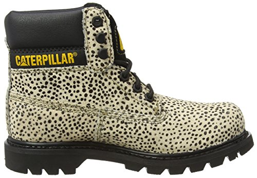 Caterpillar - Colorado, Stivali Chukka da donna Nero (Houndawg/Black)
