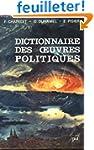 Dictionnaire des oeuvres politiques