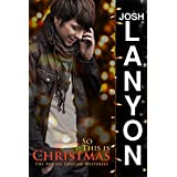 So This is Christmas: The Adrien English Mysteries (English Edition)