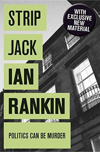 Strip Jack (Inspector Rebus Book 4) (English Edition)