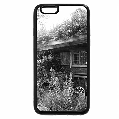 iPhone 6S Plus Case, iPhone 6 Plus Case (Black & White) - Calvary Captains House (House Captains)