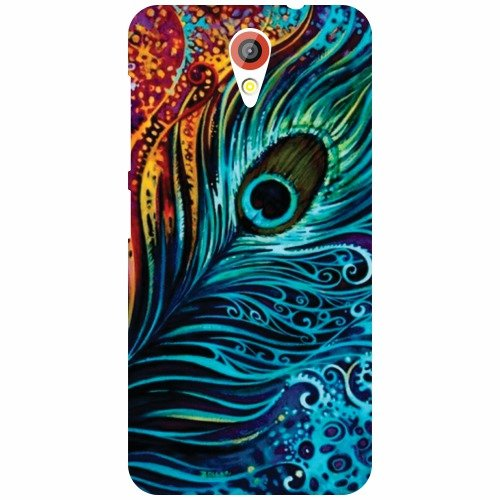 HTC Desire 620G Back cover - Feather Phone cover