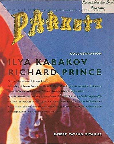 Parkett 34: Kabakov & Prince por Ilya Kabokov