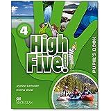 HIGH FIVE! 4 Pb - 9780230449176