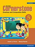 Cornerstone 5 : English Grammar & Composition Book by Pearson for CBSE Class