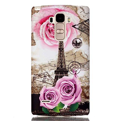 """Hard Case Coque pour Apple iPhone 6 Plus / 6S Plus 5.5"""" - Aohro Hard PC Dur Case Plastique Housse Etui Rigide Back Cover + Stylus Pen + Dust Plug--Anchor Tower"""