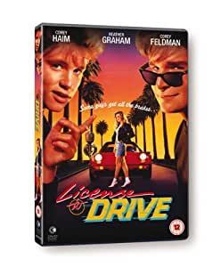 License to Drive [DVD] [1988]