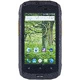 "Smartphone Dual SIM Outdoor, 4G, écran 10,2 cm (4"") SimValley SPT-940"