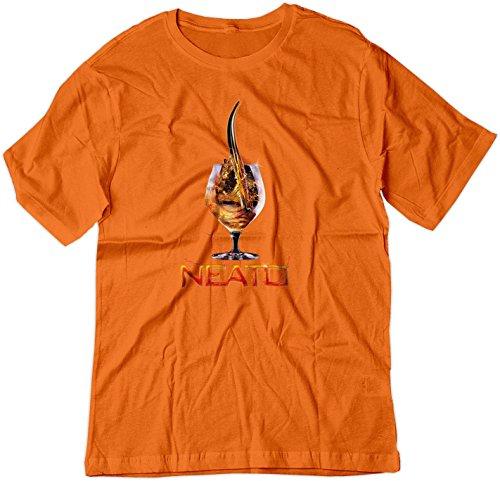 BSW - Top - Uomo arancione X-Small