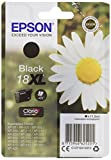 Epson Original T1811 Gänseblümchen, Claria Home Tinte, Text- und Fotodruck XL (Singlepack) schwarz
