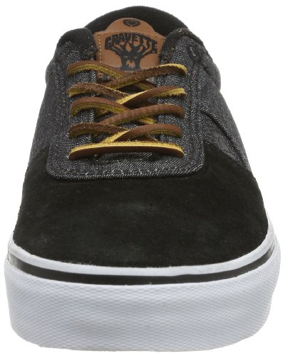 C1rca Clambbbd Sneakers Unisex Per Adulti Nere (denim Nero / Nero)