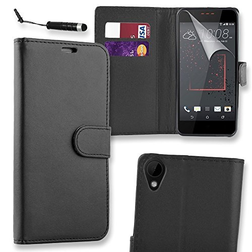 connect-zoner-sony-xperia-xa-black-premium-pu-leather-flip-wallet-case-cover-pouch-screen-protector-