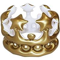 Npw  - Corona hinchable reina por un día