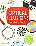 Optical Illusions Activity Book (Art Books)