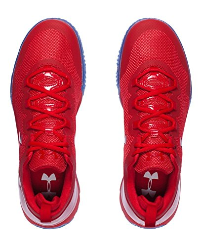 Under Armour - Ua Chargé Ultime Tr Low, Scarpe Sportive Uomo Rouge / Rouge