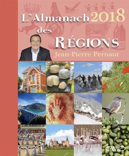 L'Almanach des régions 2018