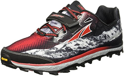 Altra King MT Scarpa Trail Running Black/Red