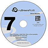 AUTOMATIC WINDOWS 7 Driver Recovery Installer (32-bit and 64-bit) & Complete All Drivers One-Click Installer; Internet, Wi-Fi, Ethernet, Video, Sound, Audio, USB, Devices, ..(Restore Disc/Disk