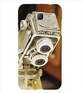 Camera Back Case Cover for Samsung Galaxy J7::Samsung Galaxy J7 J700F