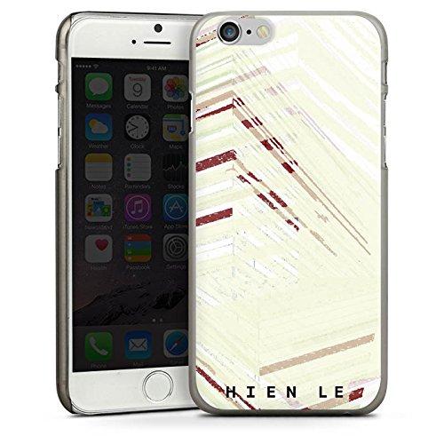 Apple iPhone 5s Housse Étui Protection Coque HIEN LE Fashion Mode CasDur anthracite clair