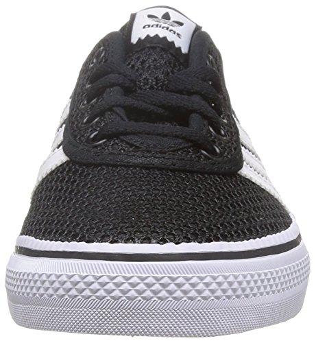 adidas Adiease Clima, Baskets Basses Homme Noir (Core Black/Ftwr White/Core Black)