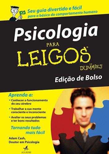 Psicologia Para Leigos (Em Portuguese do Brasil)