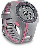 Als Geschenkidee zu Weihnachten bestellen Für Läufer - Garmin GPS Laufuhr Forerunner 110 W - GPS Trainingscomputer inkl. Brustgurt
