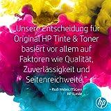 HP 303 Multipack Original Druckerpatronen (Schwarz, Farbe) für HP ENVY Photo 6230, 7130, 7830