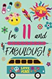 Best Books For Tweens - I'm 11 and Fabulous: Retro Lined and Blank Review