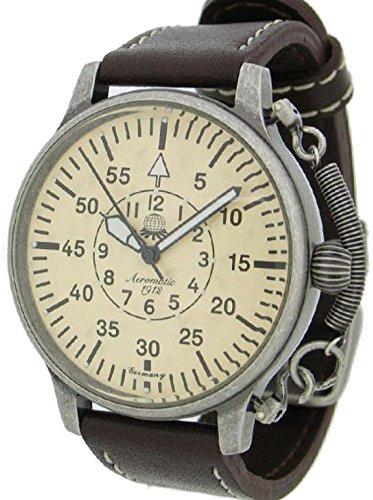 Aeromatic 1912 - Reloj blanco