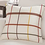 Home Sofa Car Decoration Ornament Hold Throw Pillow Cushion Christmas Valentine Gift Garden lattice hug pillowcase pillow sofa cushions,50x50cm,B