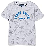 Teddy Smith TAOS MC JR T-Shirt, Blanc (White Mélange 267), Ans (Taille Fabricant:14)...