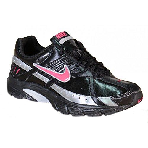 Nike - Nike Xccelerate Leather Wmns Scarpe Donna Nere Pelle 347755 Nero