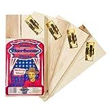 Axtschlag Wood Plank - Hickory Grillbrett - 3 er Pack